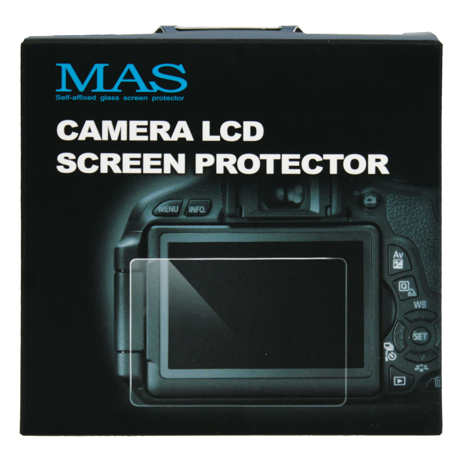 Dörr MAS LCD Protector Nikon D800