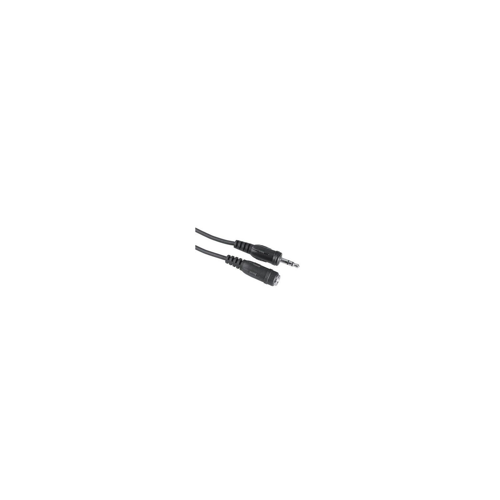 Hama 43300Audio-Kabel 3,5-mm-Klinken-Stecker/Kupplung, Stere