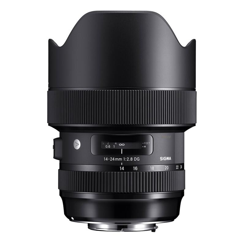 Sigma ART 14-24/2,8 DG HSM Nikon