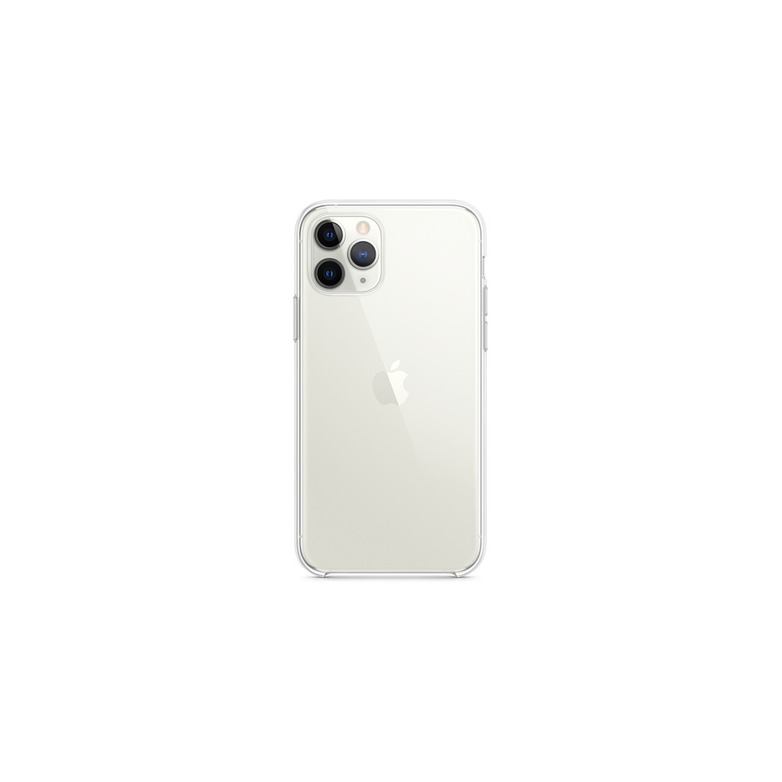 Apple Original Back Cover iPhone 11 Pro Clear