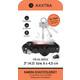 """Axxtra 3,0"""" 6,0 x 4,5cm Displayschutzfolie"""