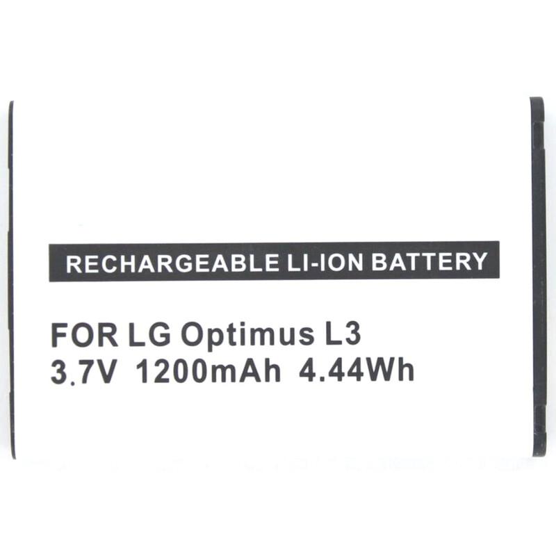 AGI Akku LG Optimus L5 1.120mAh