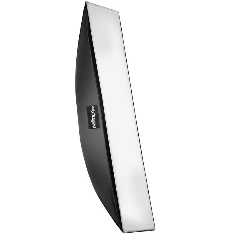 walimex pro Striplight 25x90cm für Multiblitz P