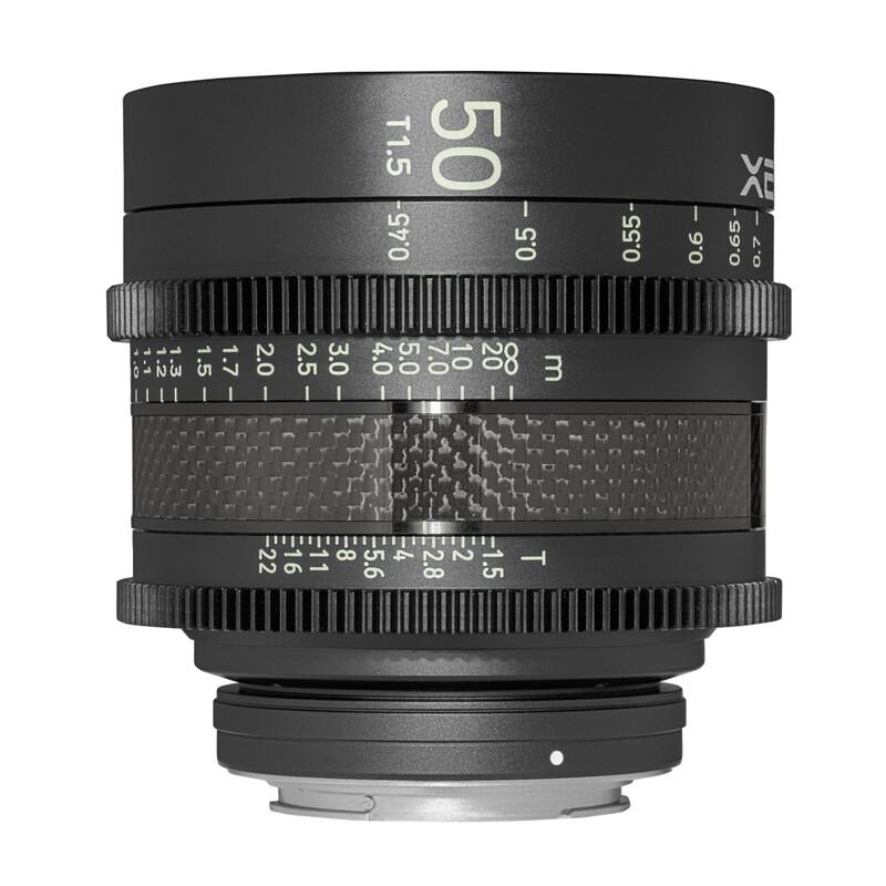 XEEN CF Cinema 50/1,5 Canon EF Vollformat