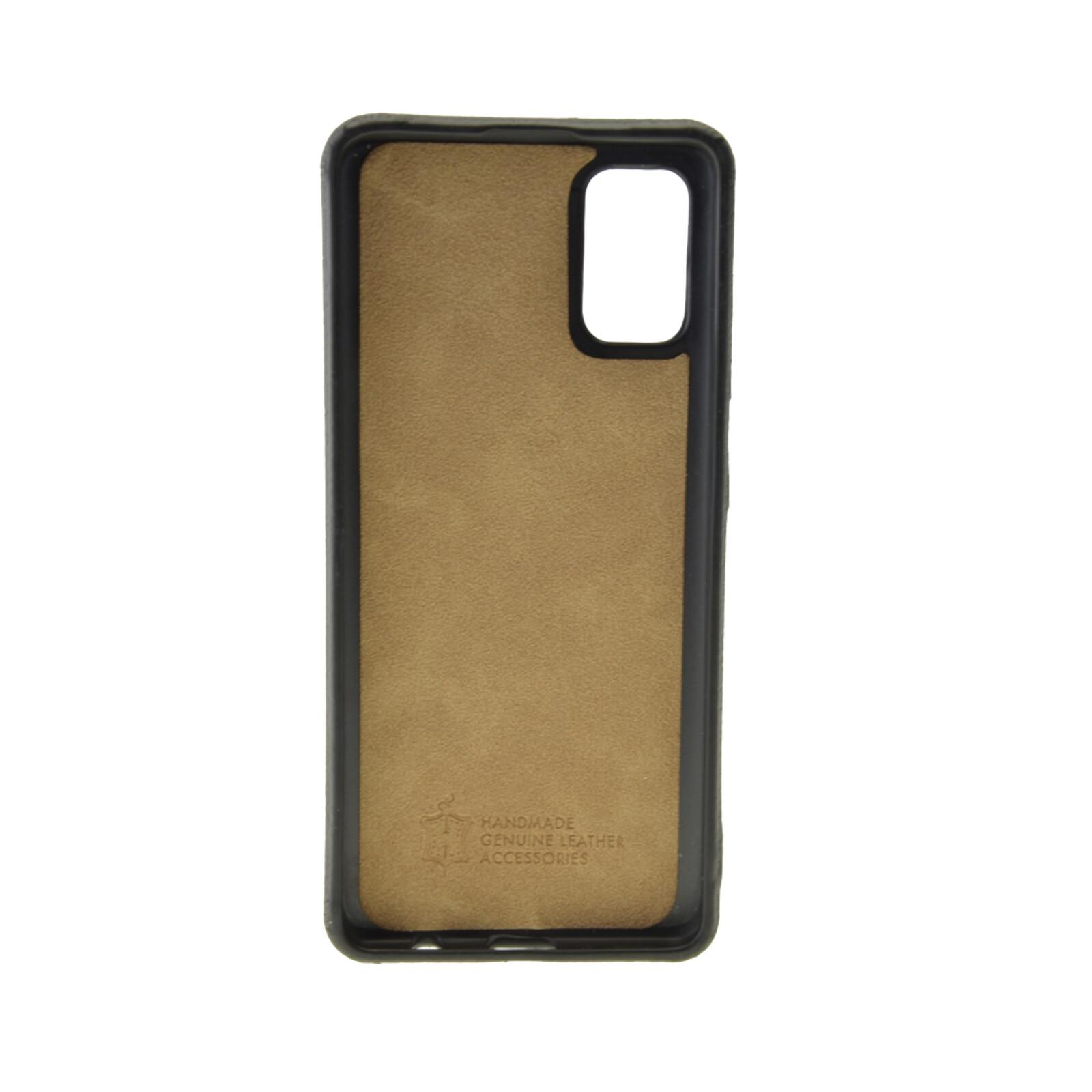 Galeli Backcover FINN Samsung Galaxy A71 schwarz