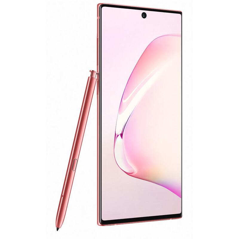Samsung Galaxy Note10 256GB aura pink + Zubehör -15%