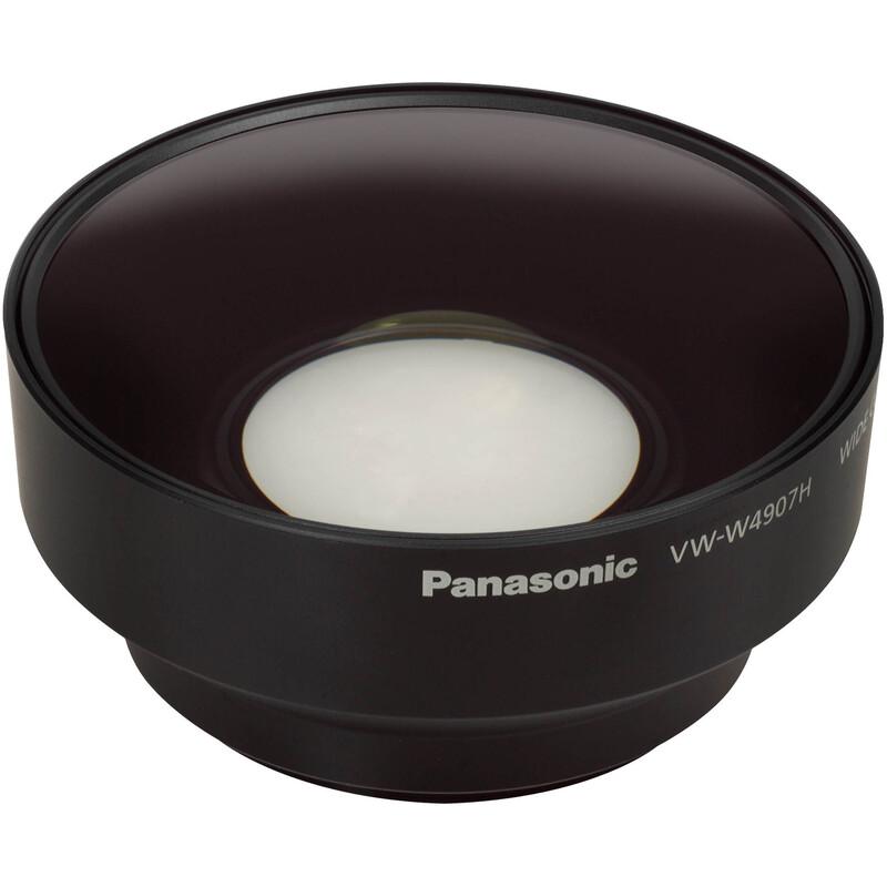 Panasonic VW-W4907HGUK WW-Linse