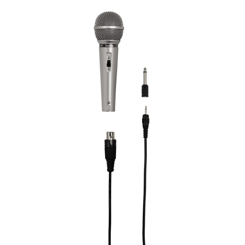 "Hama 46040 Dynamisches Mikrofon ""DM 40"""