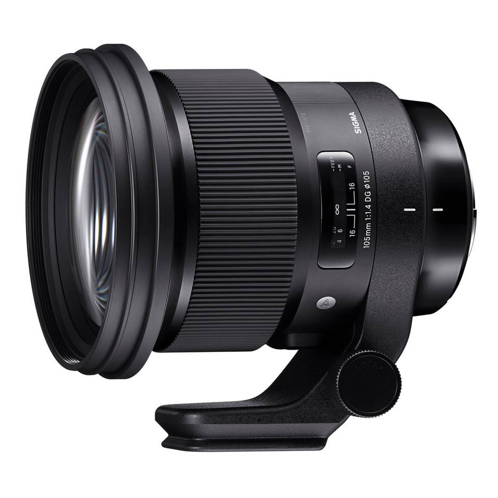 Sigma ART 105/1,4 DG HSM Nikon