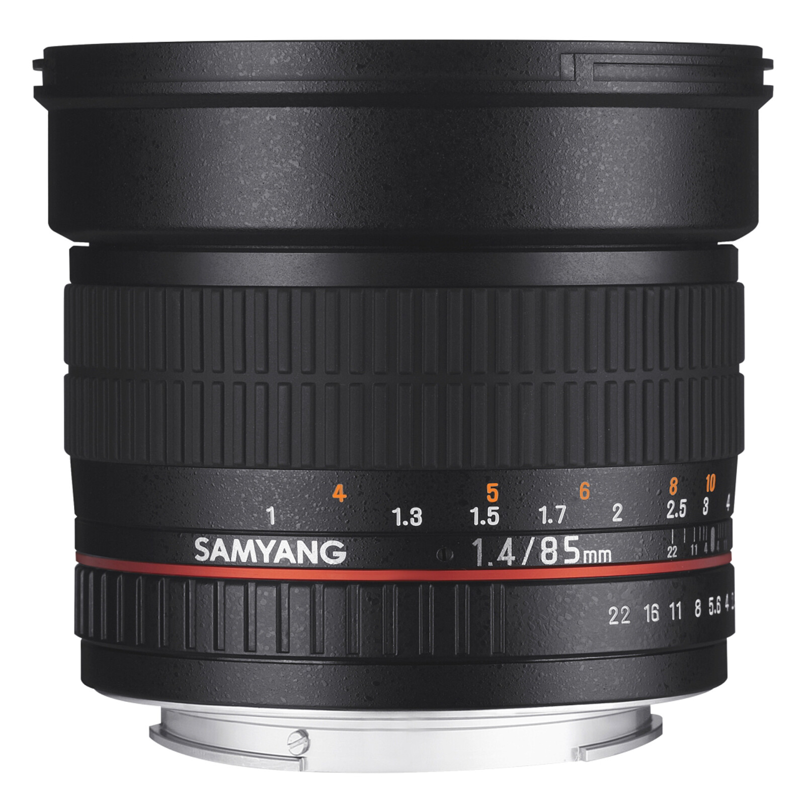 Samyang MF 85/1,4 AS IF UMC Sony A + UV Filter