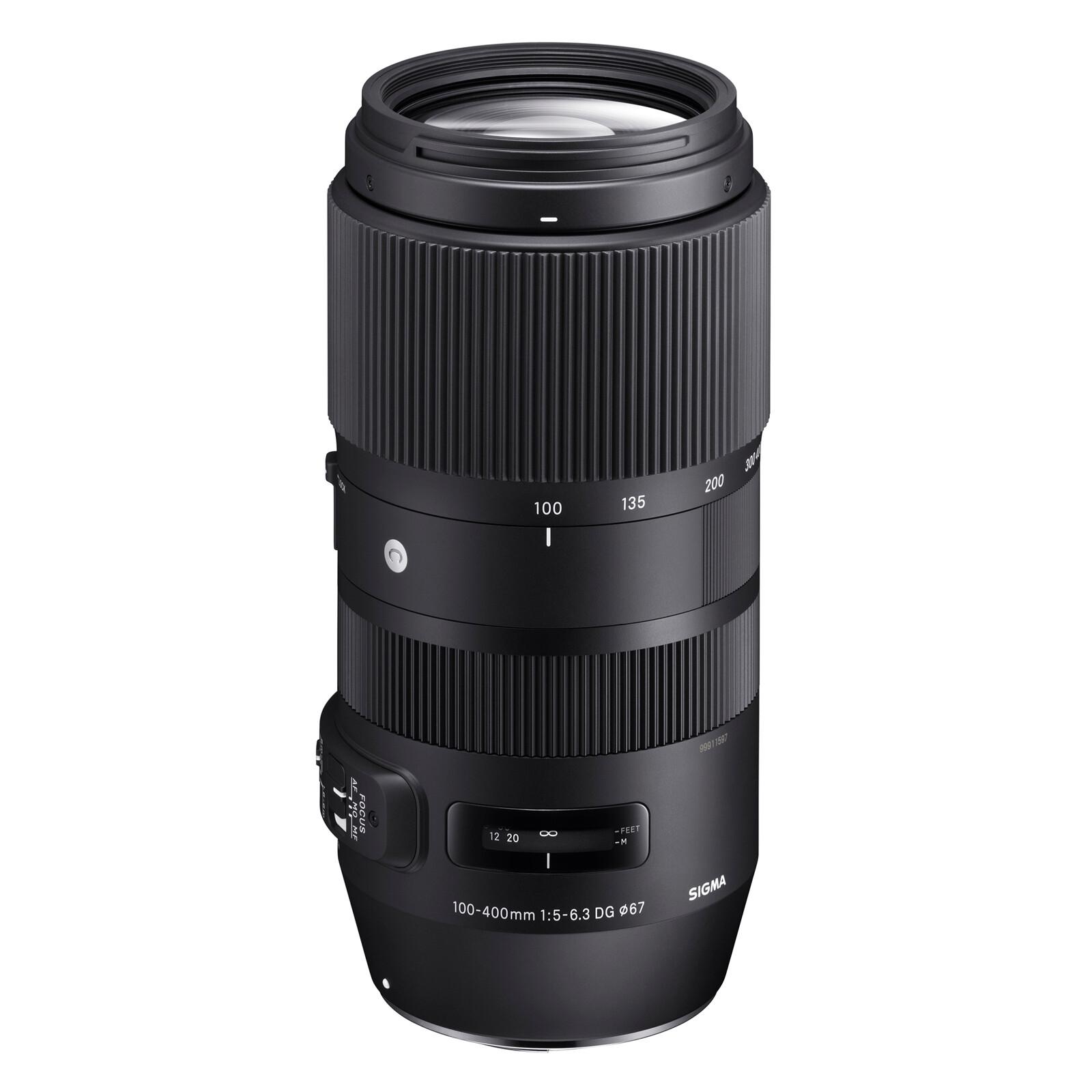 Sigma 100-400/5-6,3 DG OS HSM Canon