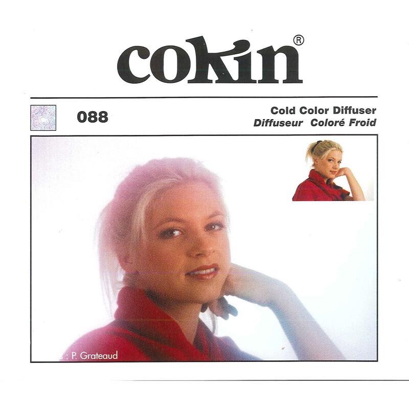 Cokin A088 Cold Color Diffuser