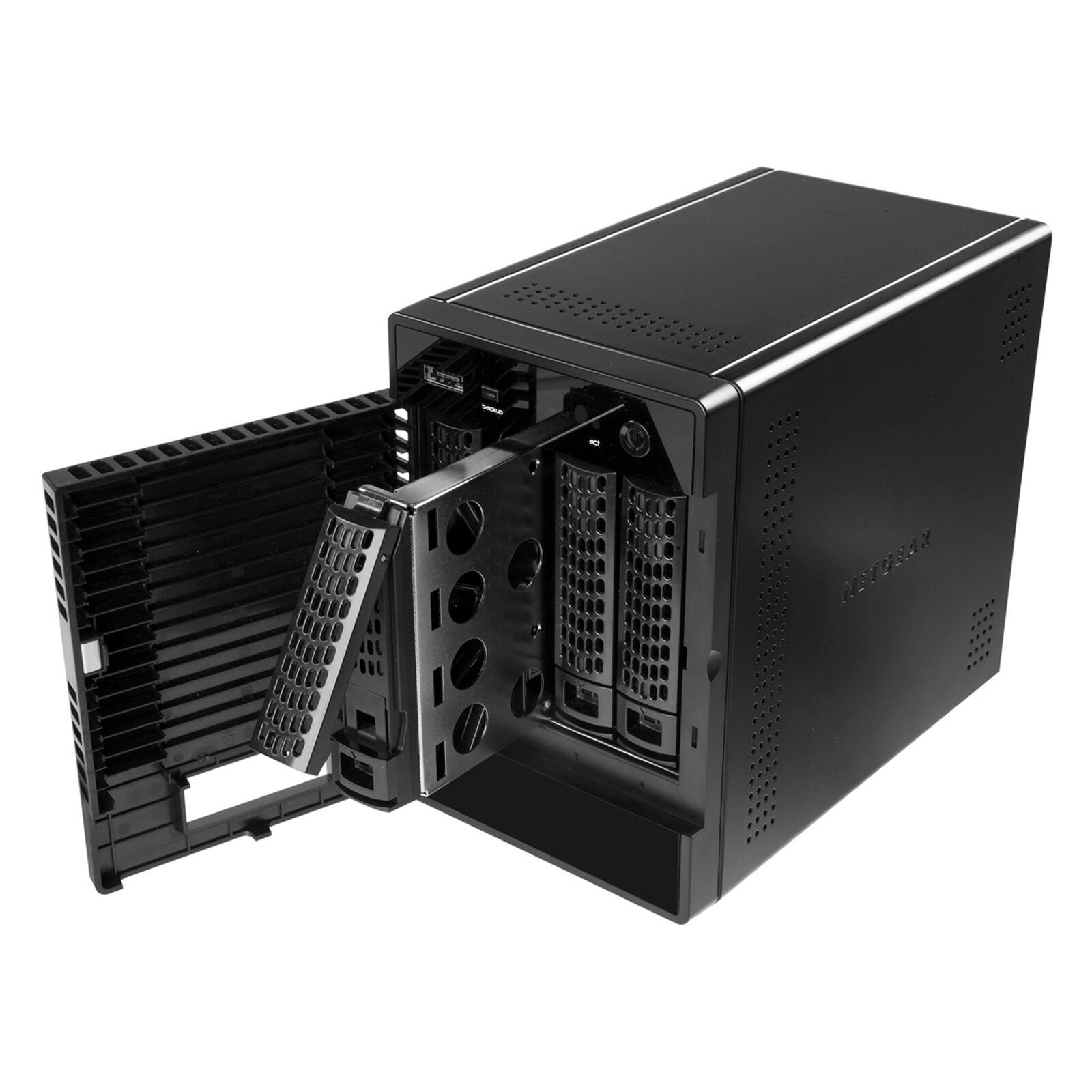 Netgear Ready Nas 214 4x2TB