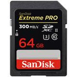 SanDisk SDXC 64GB Extr. Pro UHS-II 300MB/s Doppelpack