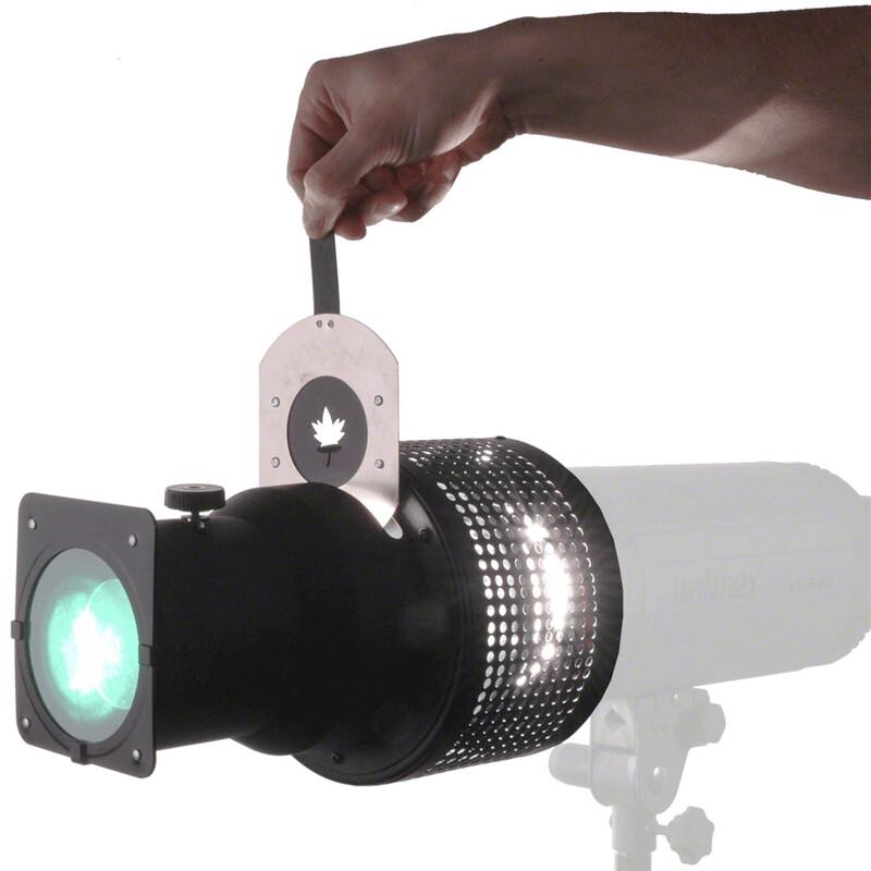 walimex Universal Projektionsvorsatz Electra small
