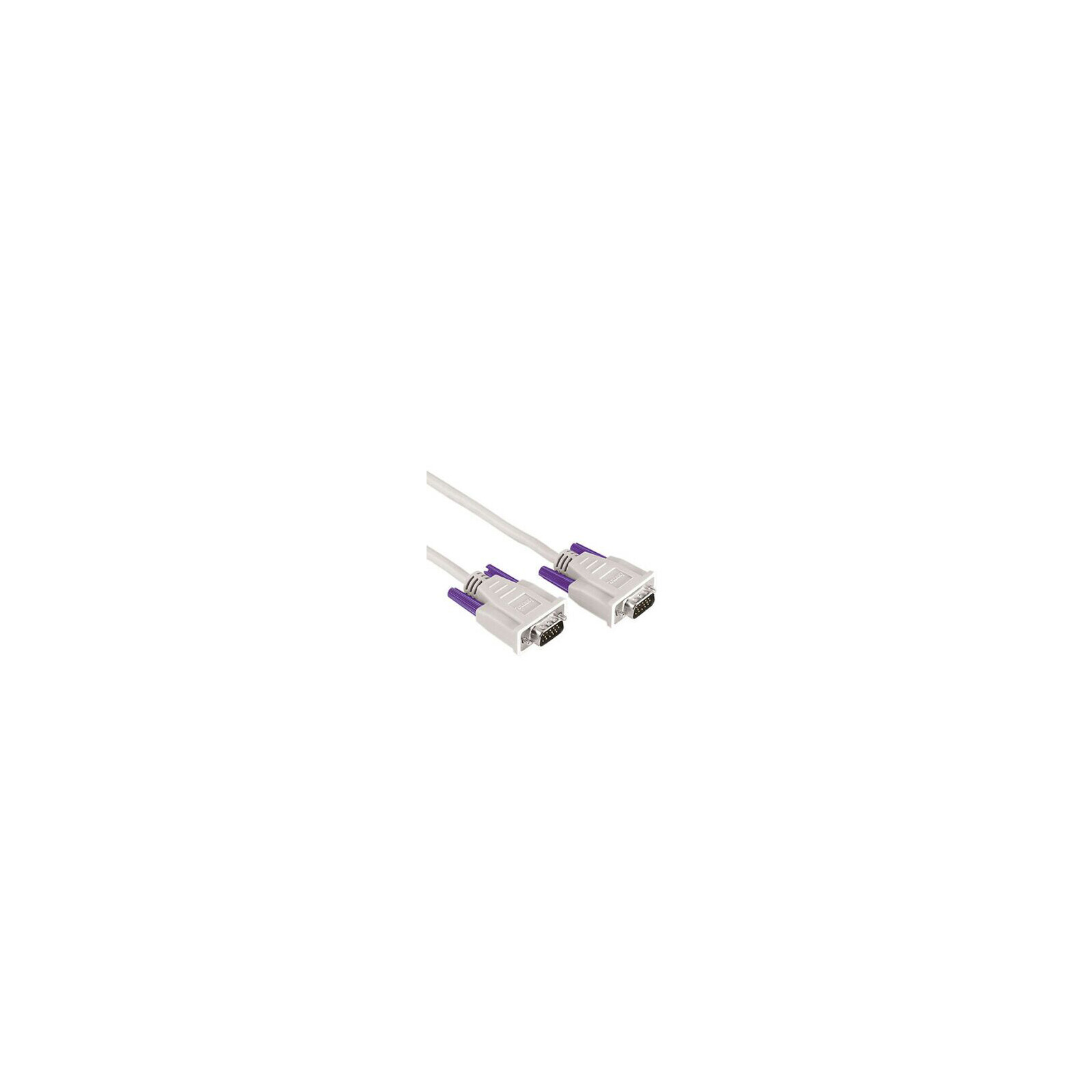 Hama 42092 VGA-Kabel, geschirmt, 5,00 m