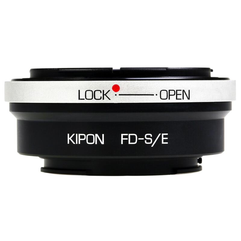 Kipon Adapter für Canon FD auf Sony E