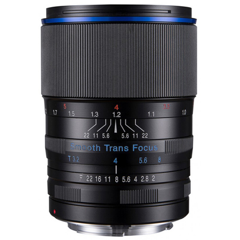 LAOWA 105/2,0 STF Canon + UV Filter