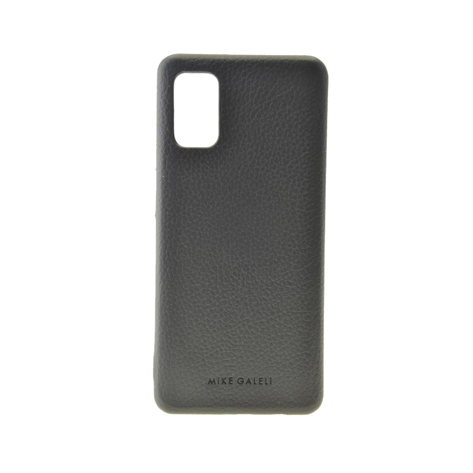 Galeli Backcover FINN Samsung Galaxy A41 schwarz