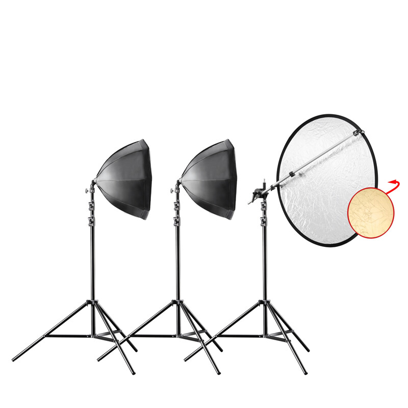 walimex pro Daylight 250 Portrait Octa