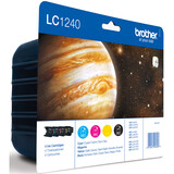 Brother LC1240VALBPDR Value Pack