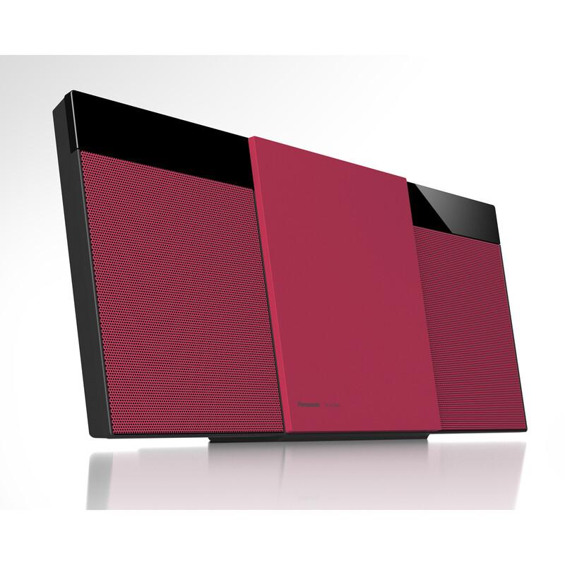 Panasonic SC-HC304EG-R Micro HiFi System