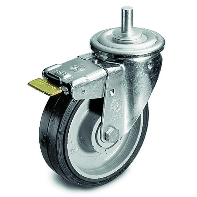 Manfrotto 374 Rädersatz 160mm