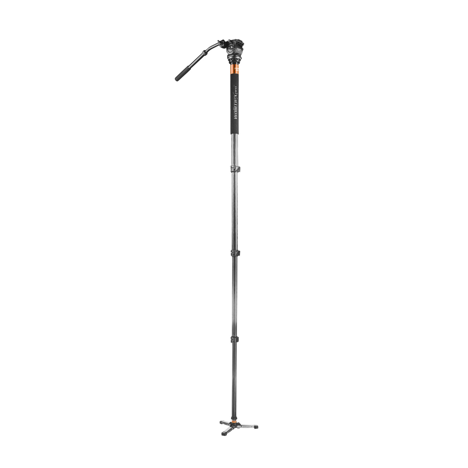 walimex pro Ontario ONE Carbon Monopod Fluid 210cm