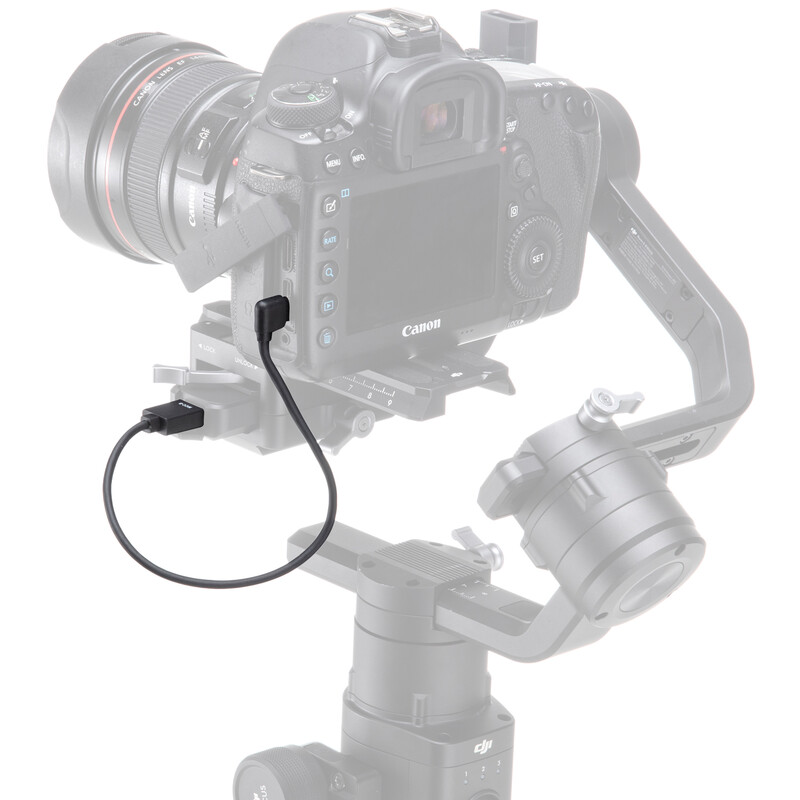 DJI Ronin-S Multi-Camera Control Cable (Type-B Micro USB)