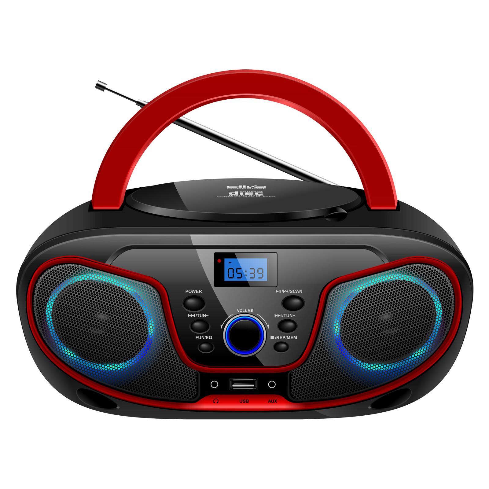 Silva MPC 19.4 USB Radio CD