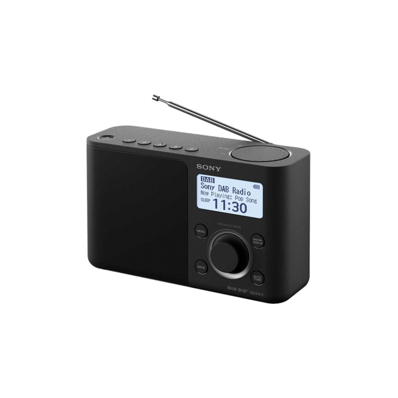 Sony XDR-S61DB Uhrenradio