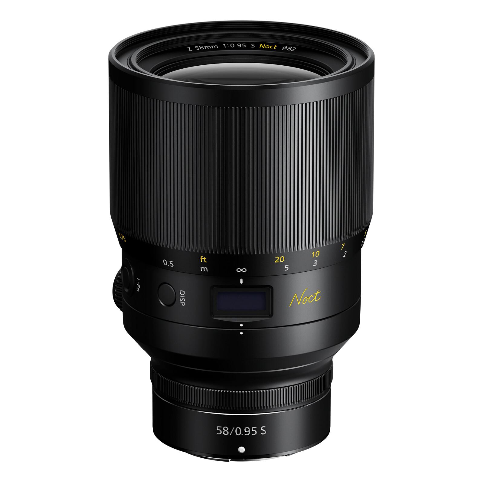 Nikkor Z 58/0.95 S Noct + UV Filter