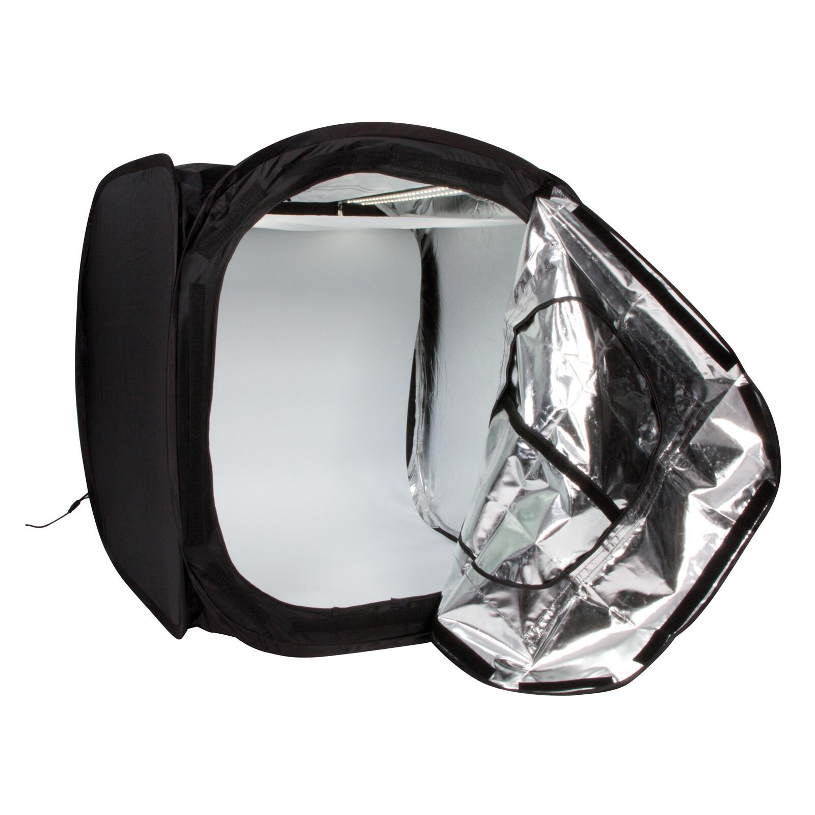 Dörr LB-6575 Produktwürfel mit Dimmbaren LEDs