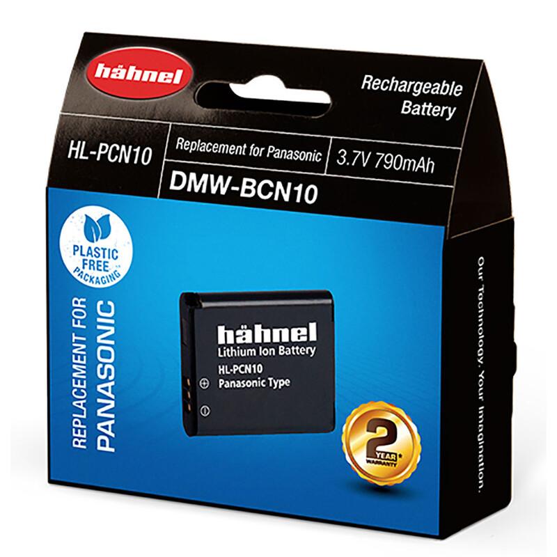 Hähnel Panasonic DMW-BCN10 Akku