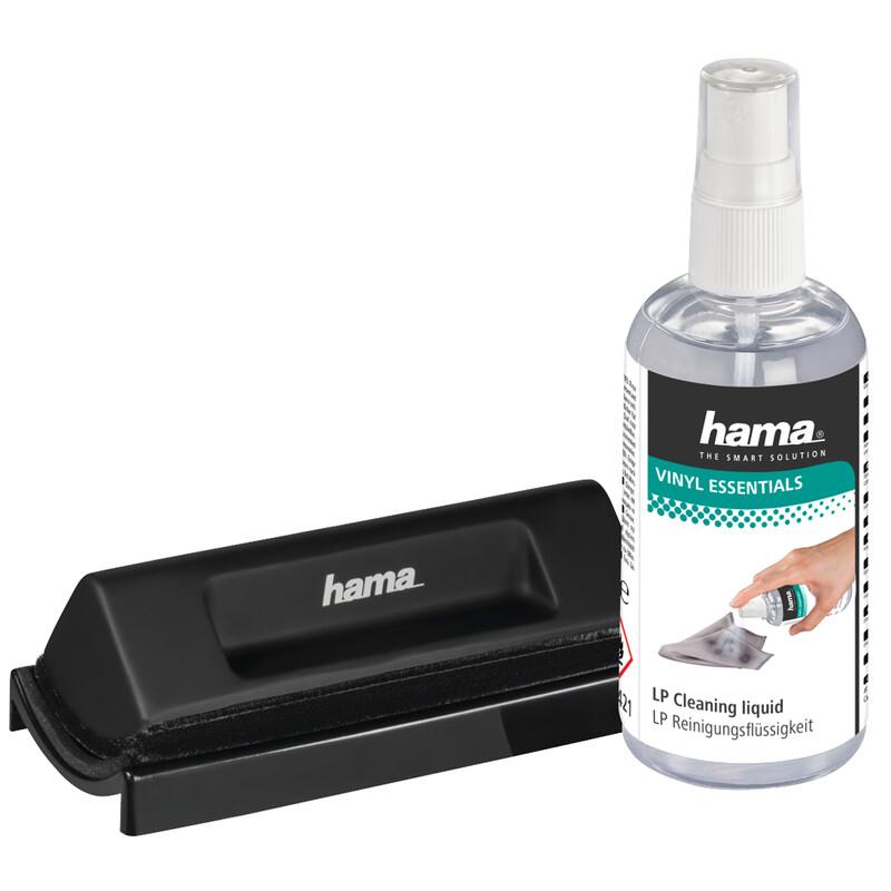 Hama 181421 Schallplatten Reinigungset