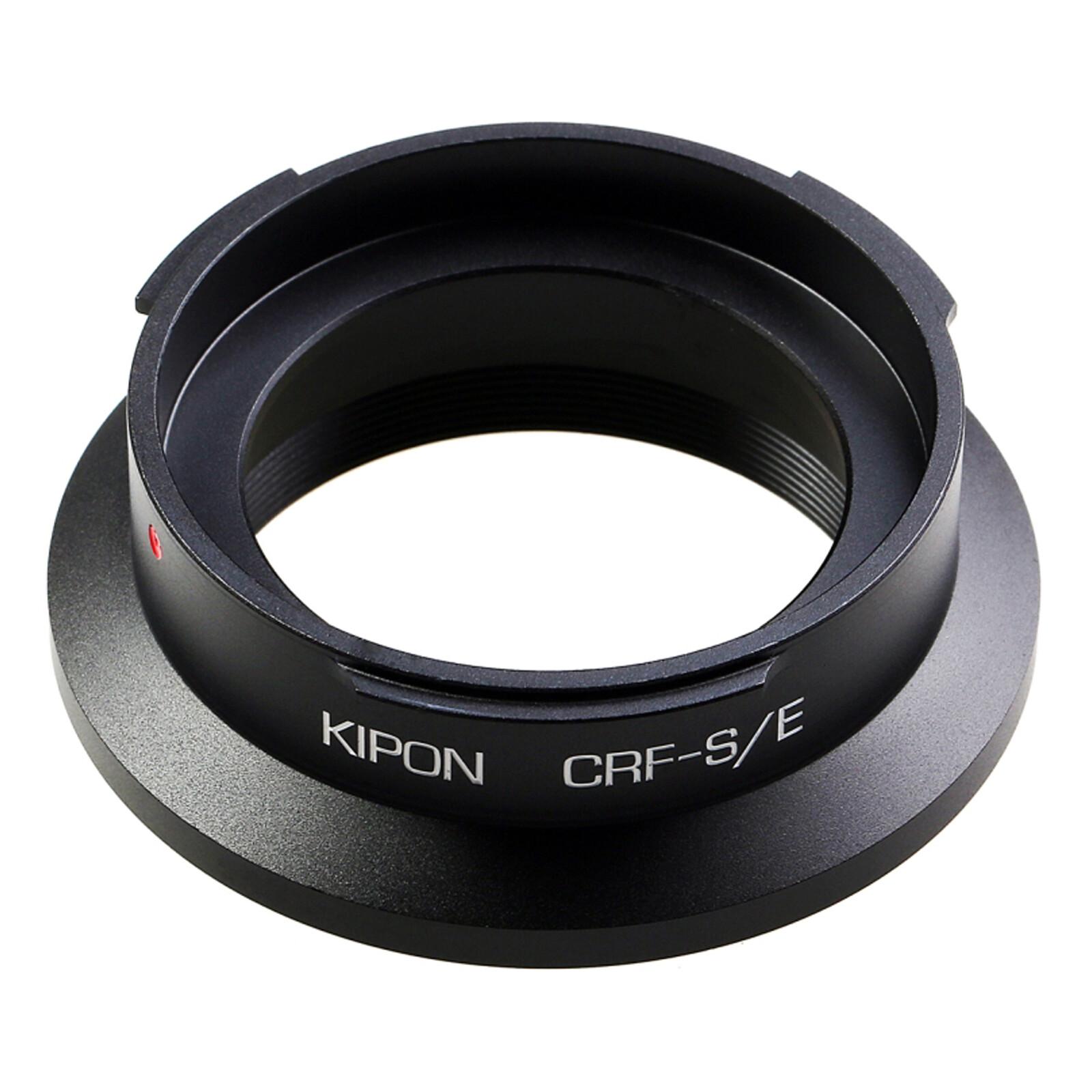 Kipon Adapter für Contax RF auf Sony E