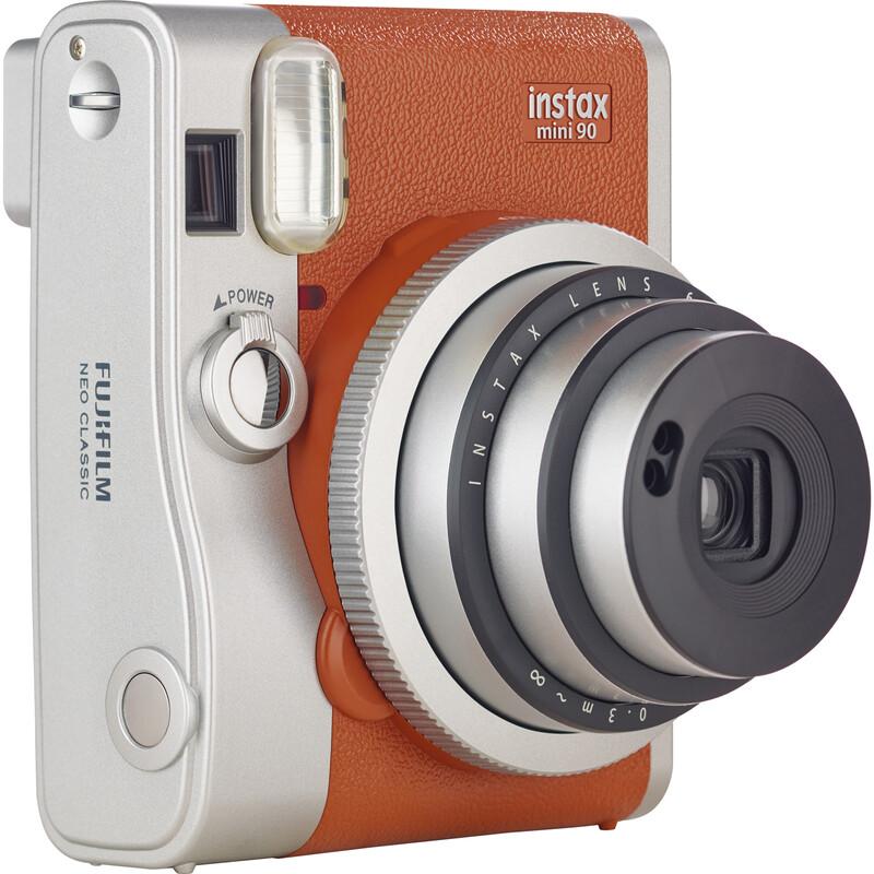 Fujifilm Instax Mini Neo 90 Classic braun