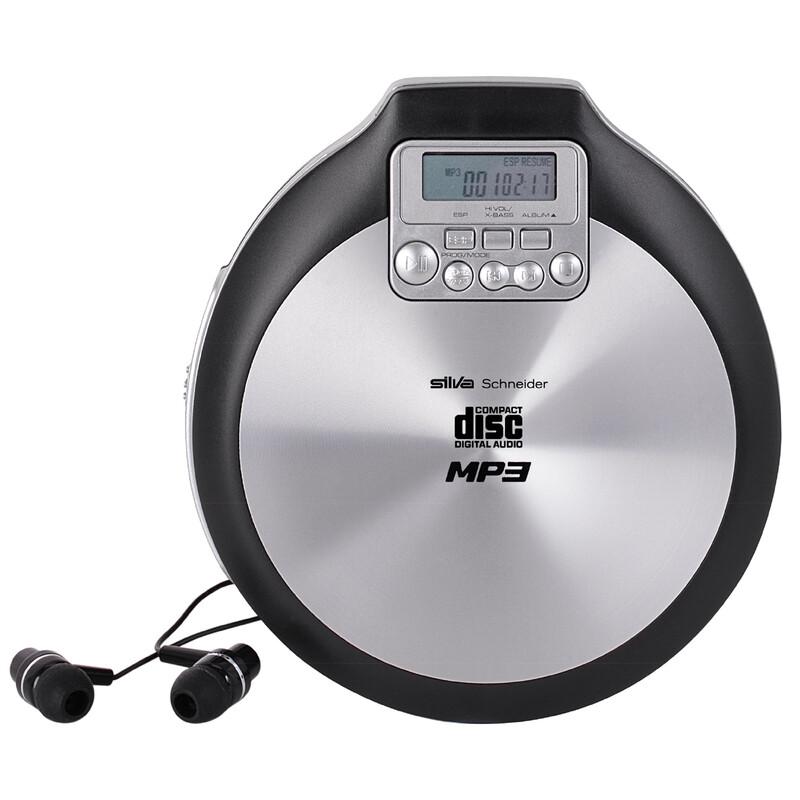 Silva MCD 50 CD MP3 Portable