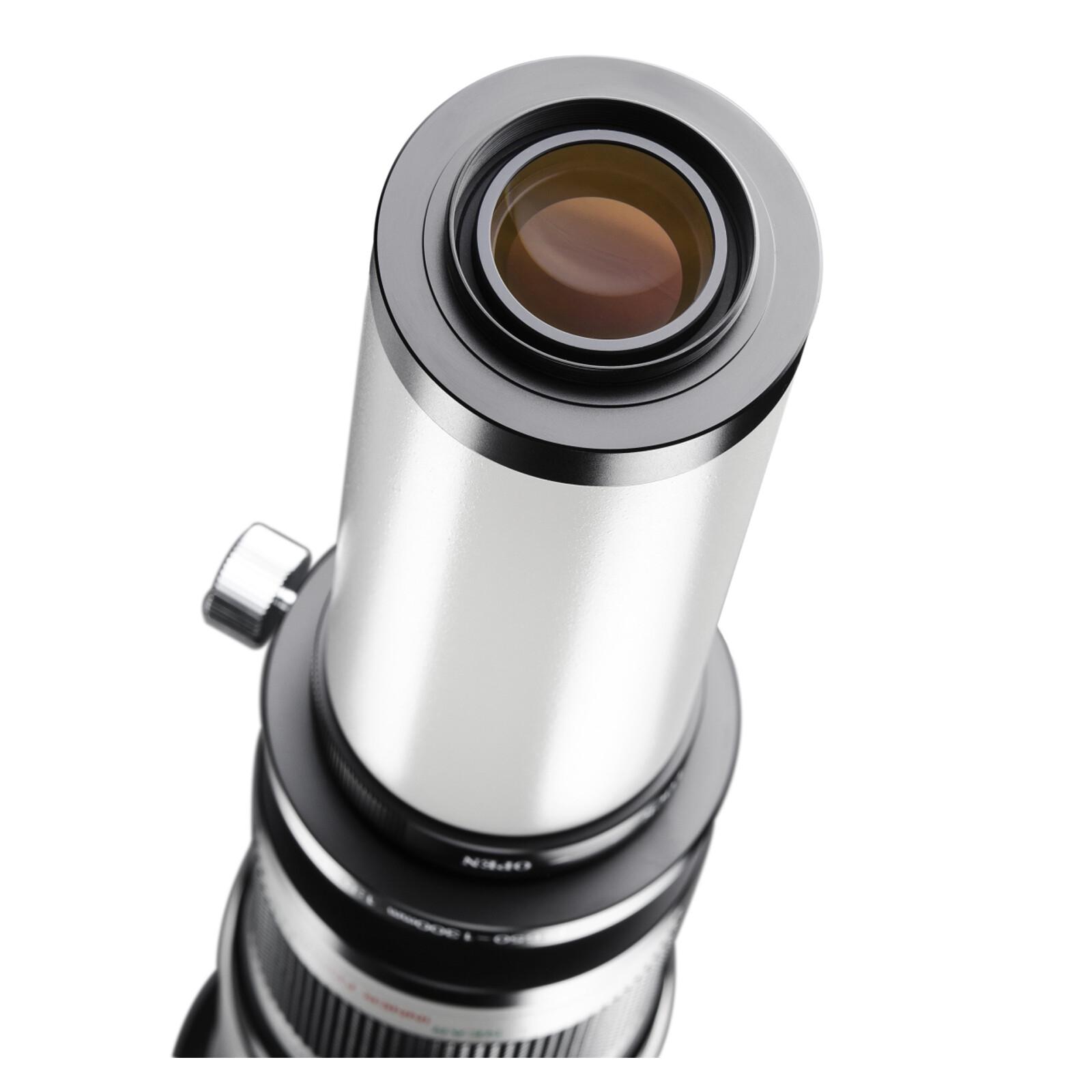 walimex pro 650-1300/8-16 DSLR Fuji X mit T2 Adapter + UV Fi