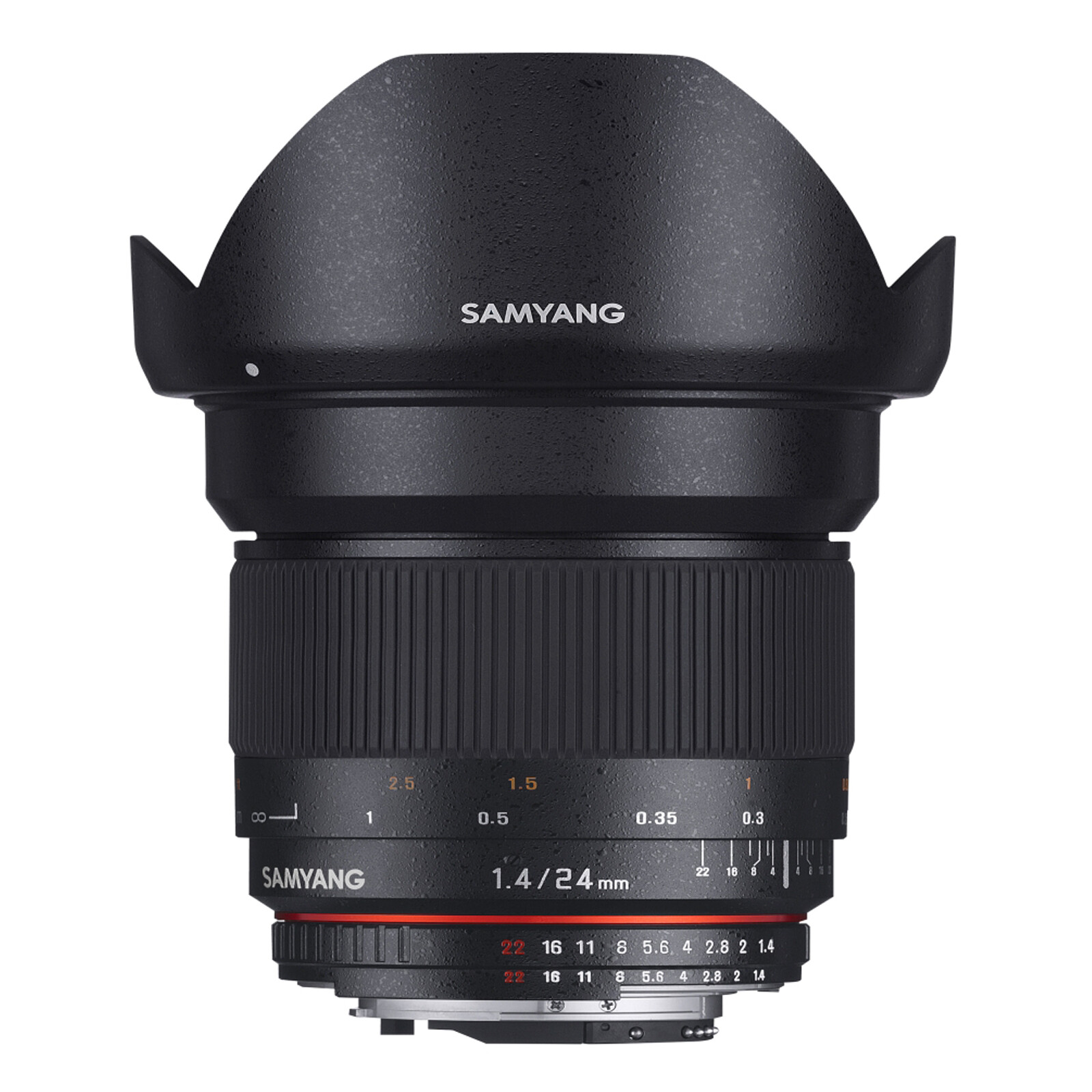 Samyang MF 24/1,4 DSLR Sony E + UV Filter