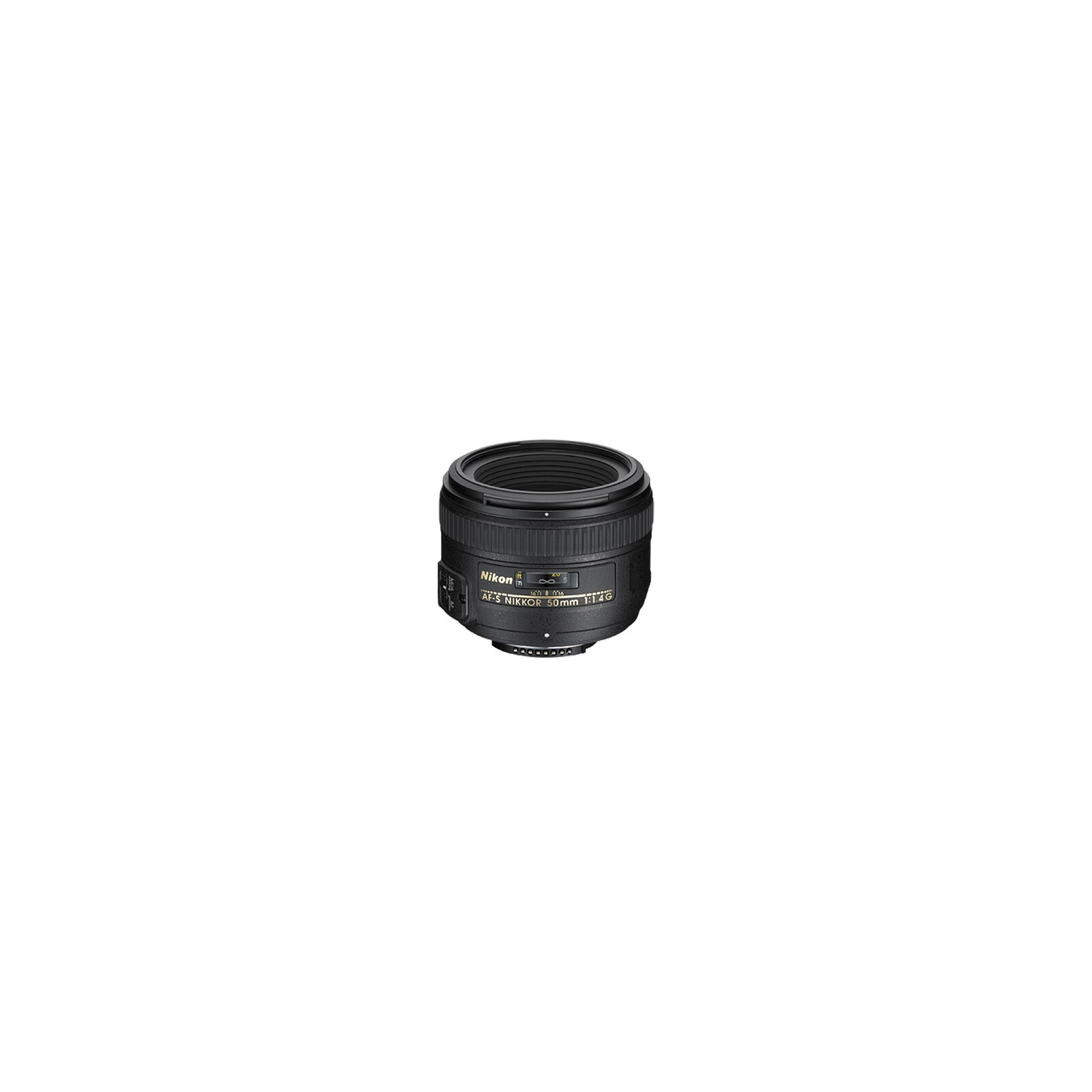 Nikkor AF-S 50/1,4G + UV Filter