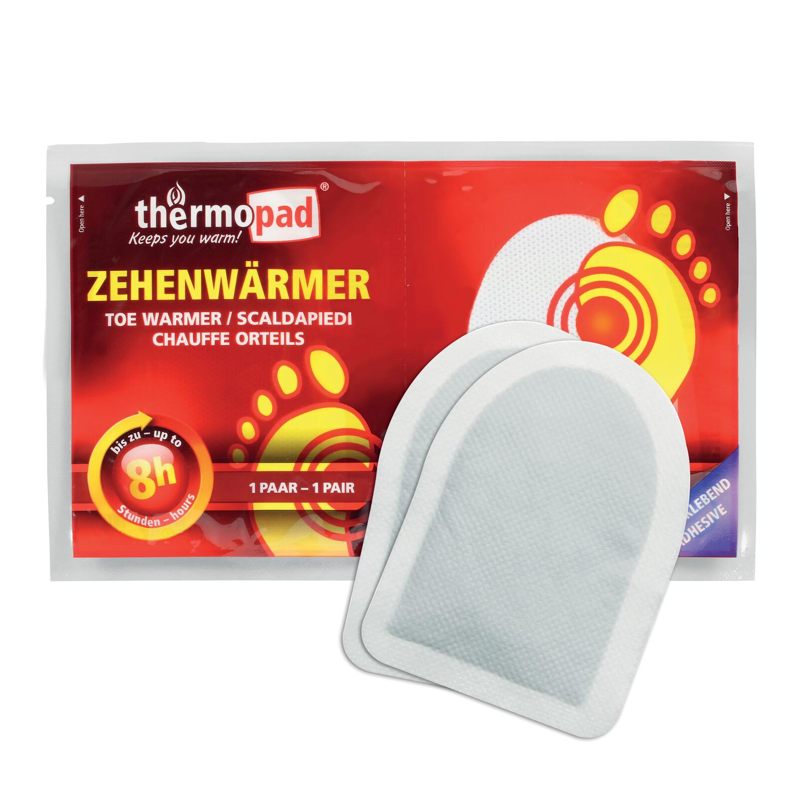 Thermopad Zehenwärmer
