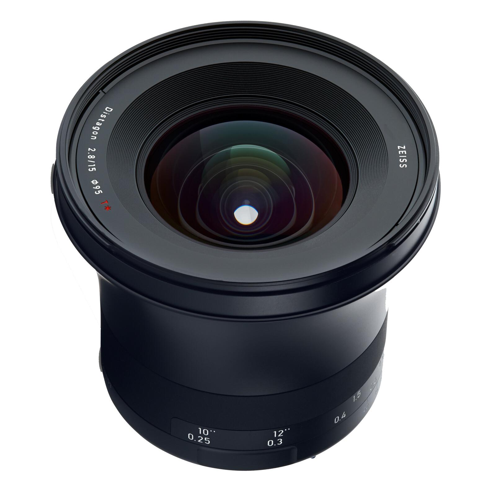 Zeiss Milvus 15/2,8 ZE Canon