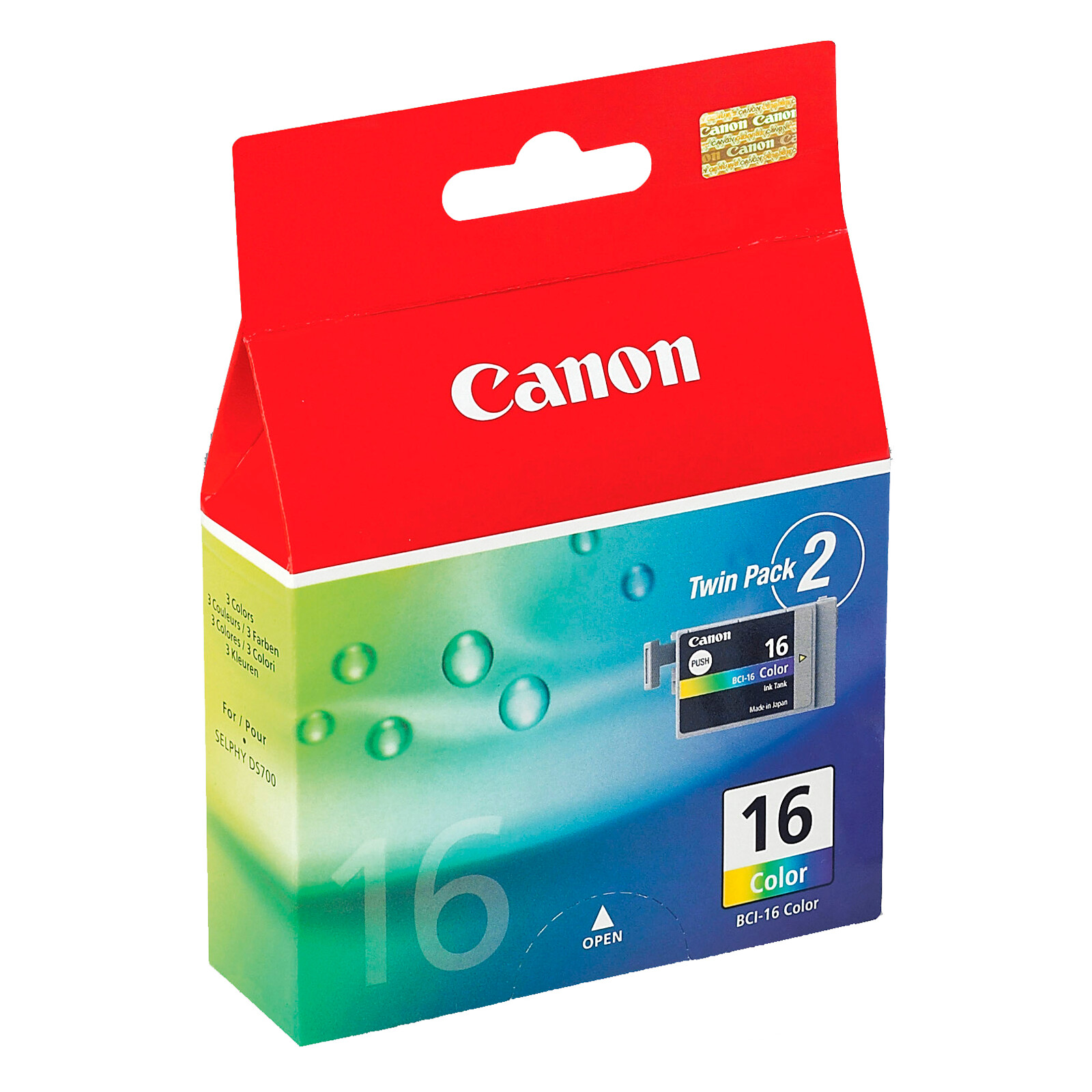 Canon BCI-16 Tinte color 2er Pack 2,5ml