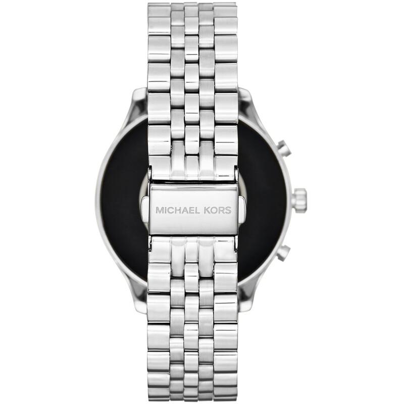 Michael Kors Smartwatch Lexington 2 silber