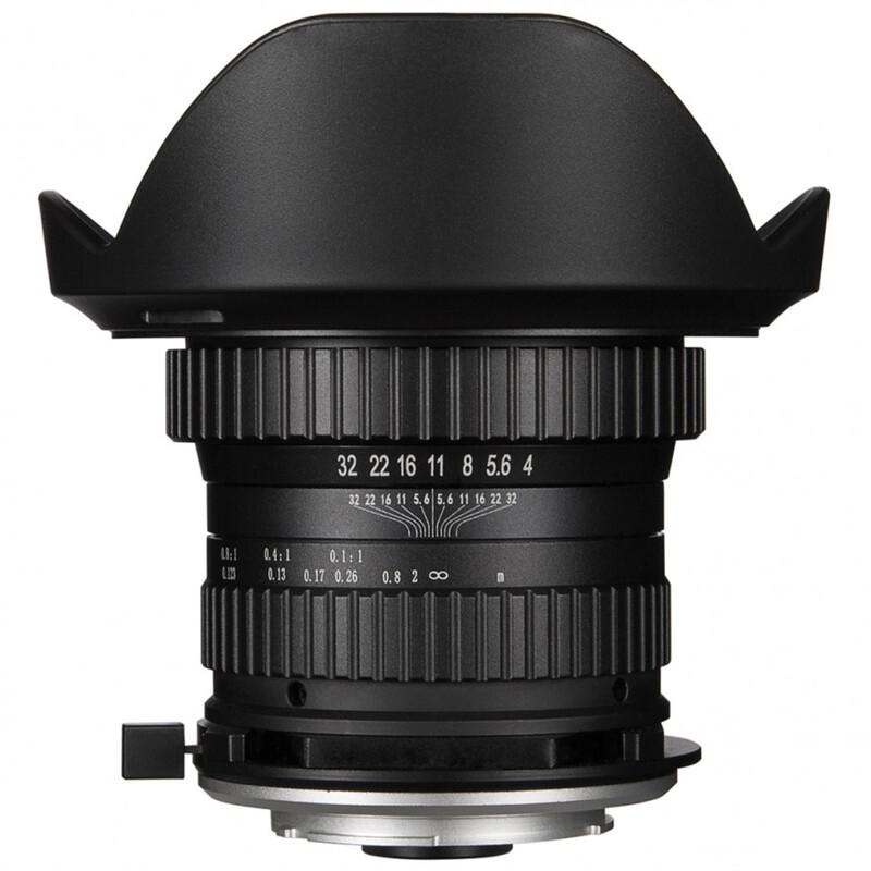 LAOWA 15/4,0 Makro Canon + UV Filter