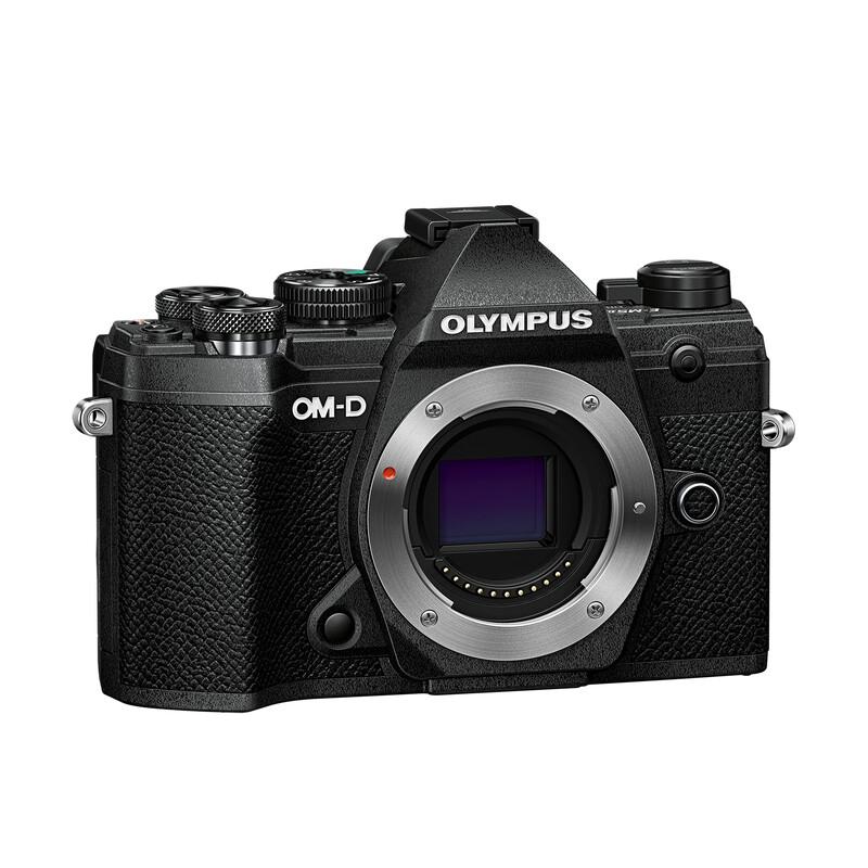 Olympus OM-D E-M5 Mark III Gehäuse schwarz