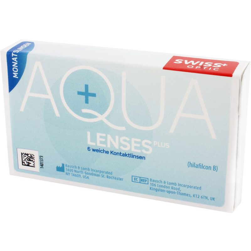 AQUA LENS+ 30DS -8,00