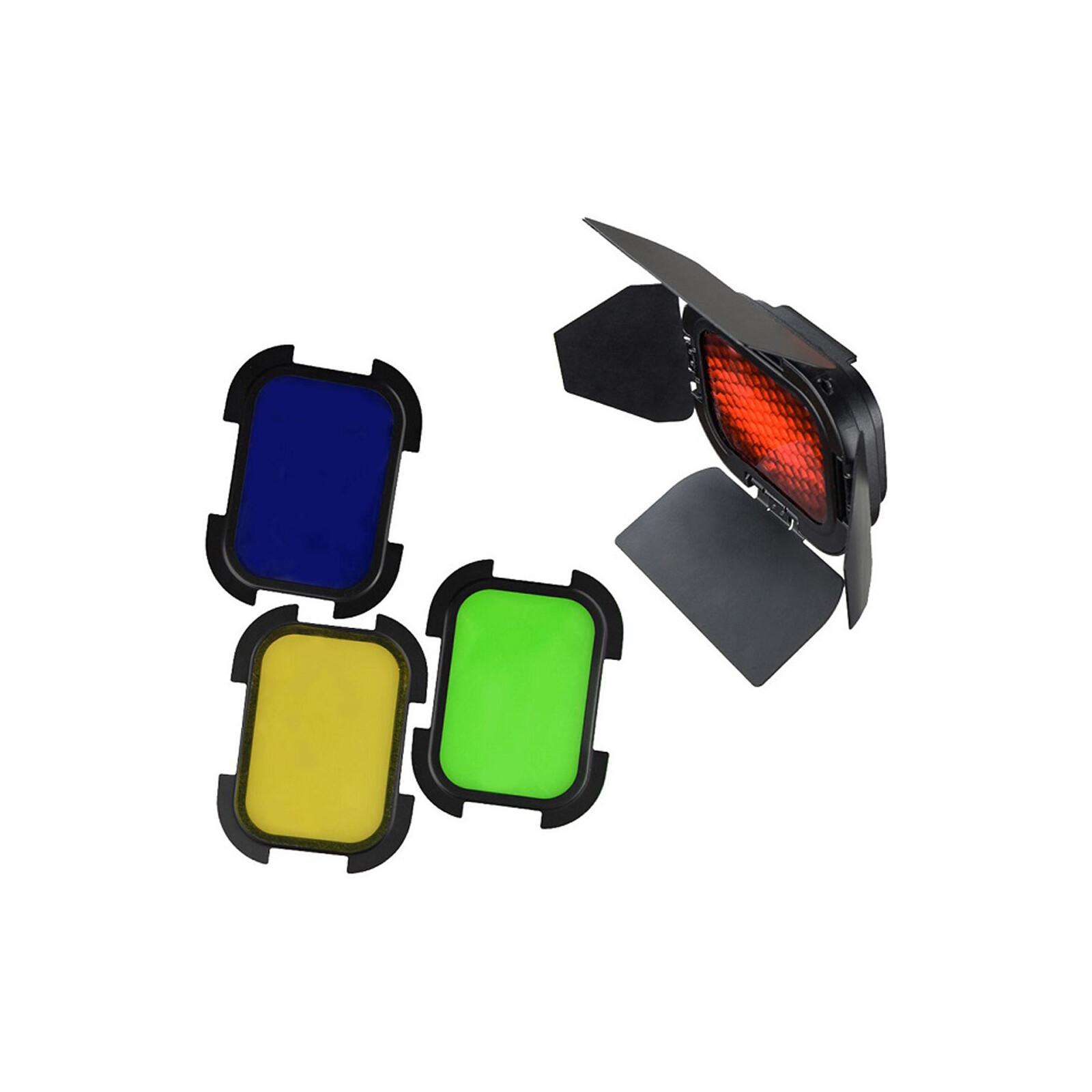 GODOX BD07 Barndoor Kit für AD200