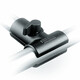Manfrotto MT004 T-Clamp for Perp.Mount black